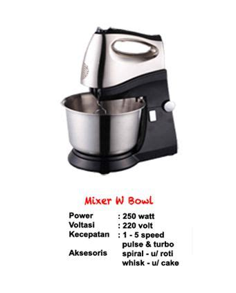 Mixer Roti Signora jual mixer signora di jakarta berapa sih harganya