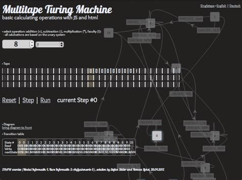 turing machine turing machine simulation addition subtraction