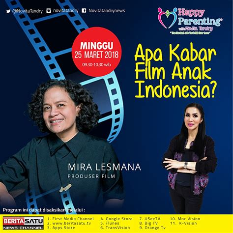 Happy Parenting With Novita Tandry by Happy Parenting With Novita Tandry Tamu Ibu Mira Lesmana