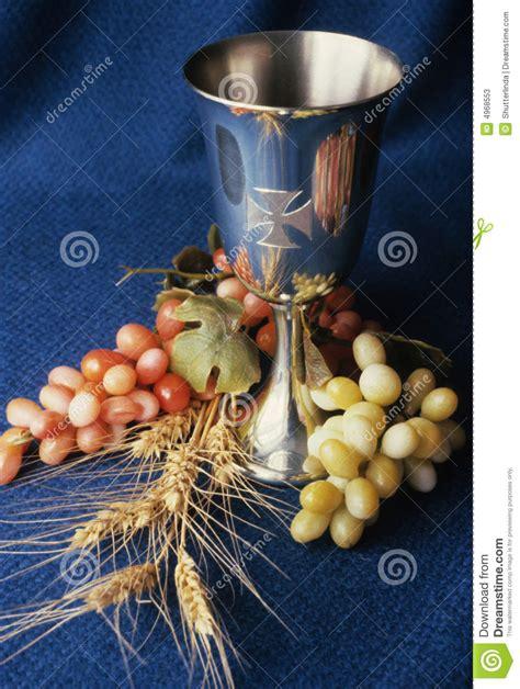 imagenes de uvas y caliz c 225 liz sagrada fotos de archivo imagen 4968553