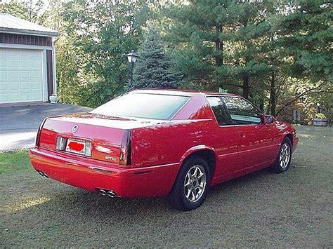 Cadillac Etc by 2002 Cadillac Eldorado Etc For Sale Lancaster Ohio