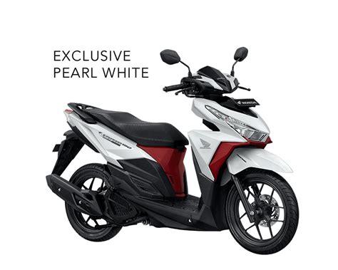 Speed Cat 2 9 Mid Putih Merah pilihan warna honda vario 150 esp exclusive 2016 terbaru