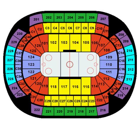 xcel energy center seating map xcel energy center minneapolis seating chart