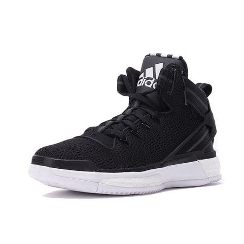adidas d 6 boots quot quot black white