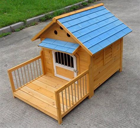 indoor dog house for big dogs chickencoopoutlet 48 quot deluxe large solid wood indoor outdoor dog house club pet