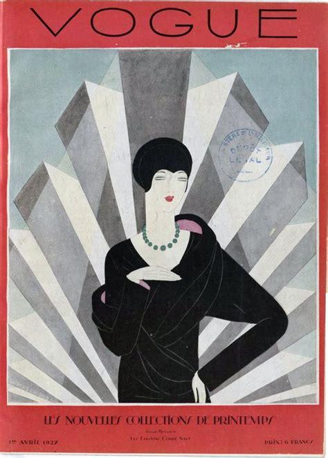 Lacoste Original 1927 Kanvas front cover of vogue magazine march 1927