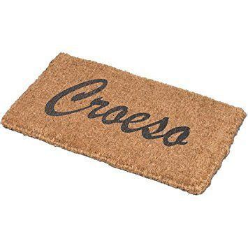 Croeso Doormat by Glass Drying Mat