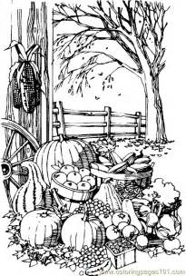 fall coloring pages for adults coloring pages fall harvest world gt autumn