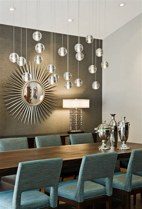 modern chandeliers for dining room 40 beautiful modern dining room ideas hative