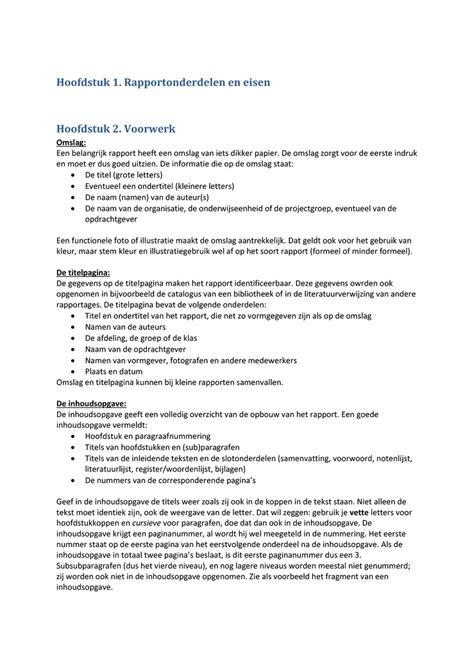 aanbiedingsbrief woning handleiding rapport schrijven small business en retail management knoowy