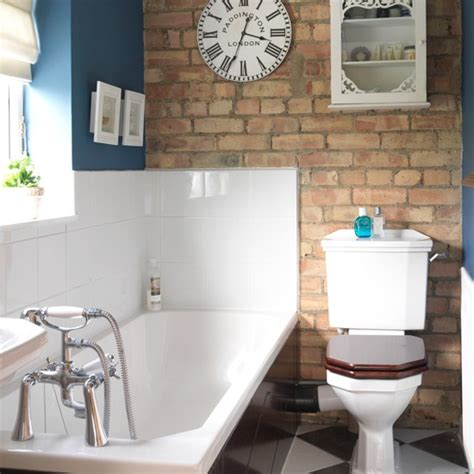 Decorating Ideas Exposed Brick Exposed Brick Bathroom Bathroom Decorating Ideas