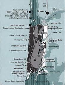 map florence oregon oregon dunes sand dune guide