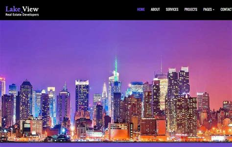 bootstrap themes free real estate real estate free bootstrap template by webthemez