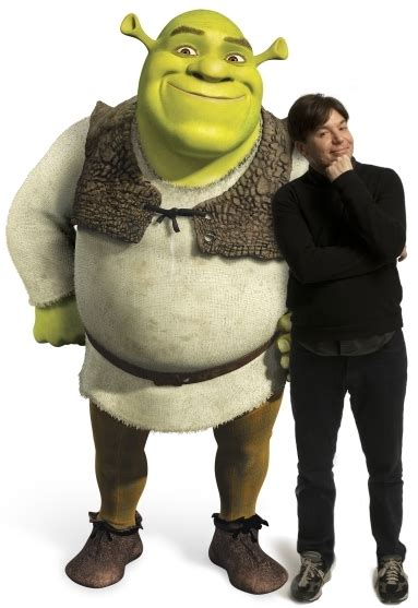 mike myers war movie image shrek and mike myers shrek 561110 383 557 jpg