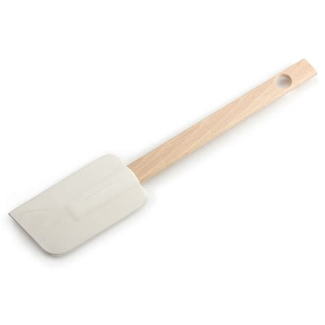 Spatula Silicone Scraper 25 Cm Gagang Bening 25 bois de vie rubber spatula medium 25cm s of