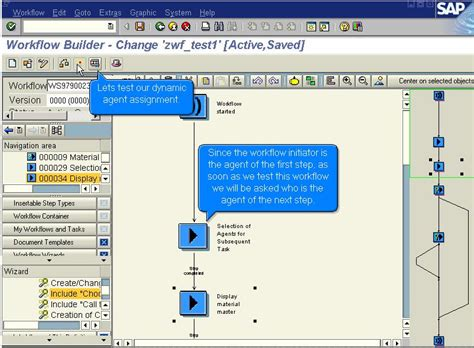 sap workflow assignment dynamic assignment to determine recipients in sap