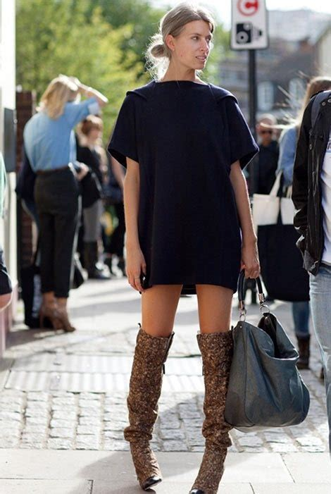 autumn boots thigh high
