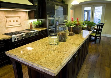 the most popular granite colors for kitchen countertops