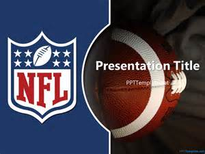 football powerpoint template free free nfl ppt template