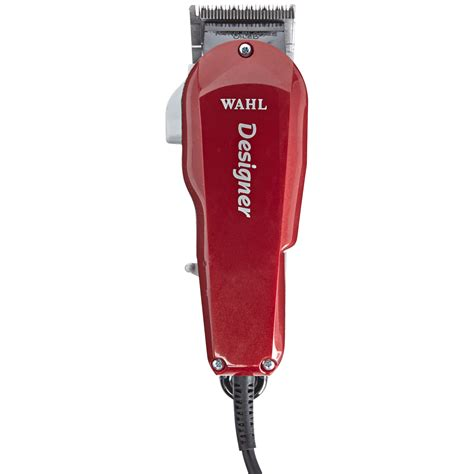 wahl clippers wahl designer clipper with combs