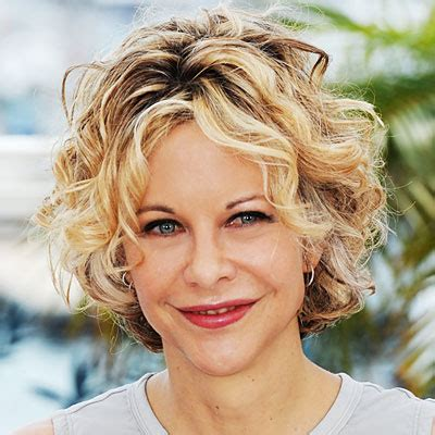 meg ryan hairstyles front and back meg ryan curly hairstyle back view short hairstyle 2013
