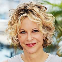 meg hairstyles front and back meg ryan curly hairstyle back view short hairstyle 2013