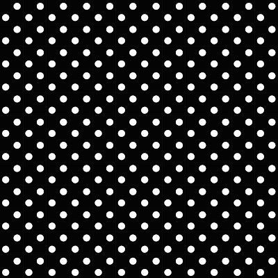 polka dot pattern black free digital black and white scrapbooking paper
