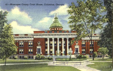 Muscogee County Ga Court Search Muscogee County Court House Columbus Ga