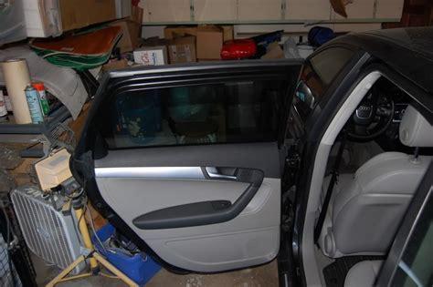 door and window mechanics review rear door panel removal window regulator replacement diy