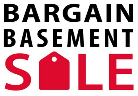 bargain basement outlet jbc and company