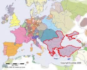 Where Was The Ottoman Empire Located Euratlas Periodis Web Map Of Ottoman Empire In Year 1500