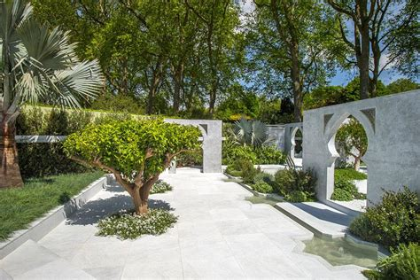 Garden Of Quran The Of Islam At The Rhs Chelsea Flower Show 2015