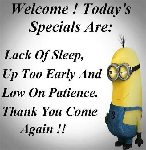 Lack Of Sleep Meme - 17 best images about minions on pinterest minion