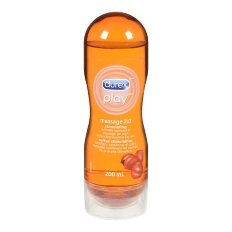 Durex Play 2in1 Bottle Lubricant 200 Ml durex play canada durex play 2 in 1 stimulating gel