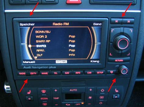 Radio F R Audi A3 by Floh 180 S A3 Seite Faq Rund Um Den Audi A3 8l Und 8p 8pa