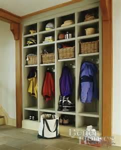 mudroom organization raspberry ruffles locker room style storage
