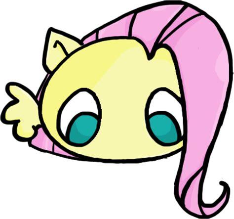 imagenes de mlp kawai my little pony fluttershy by kawaii chocolate on deviantart