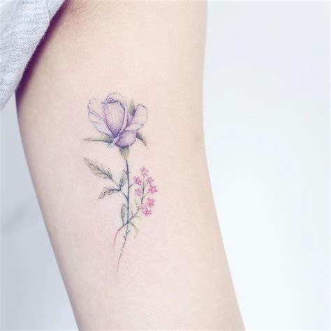 tattoo flower instagram 25 best ideas about flower ankle tattoos on pinterest
