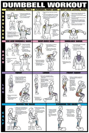 dumbbell tricep exercises stuff to buy
