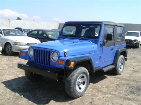 mitsubishi jeep 1996 mitsubishi jeep pictures 4000cc gasoline