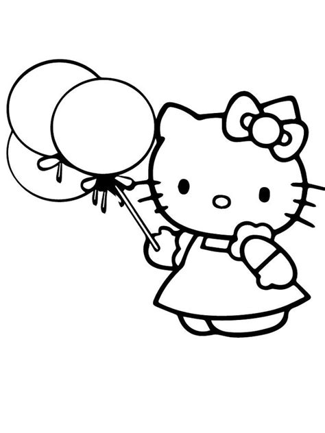 easy hello kitty coloring pages easy to draw hello kitty az coloring pages