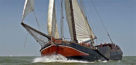 platbodem modelbouw tjalk zuiderzee boot huren