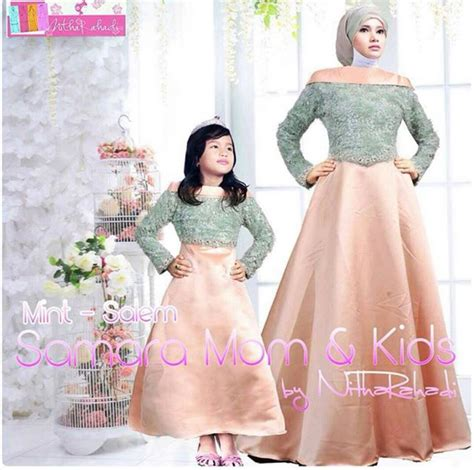 Elegan Jual Dress Anak Arifa gaun muslim anak anak 20 model baju muslim anak terbaru