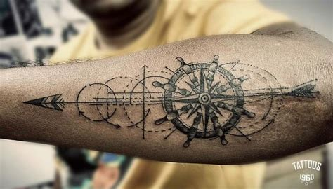 geometric compass tattoo best 25 geometric ideas on