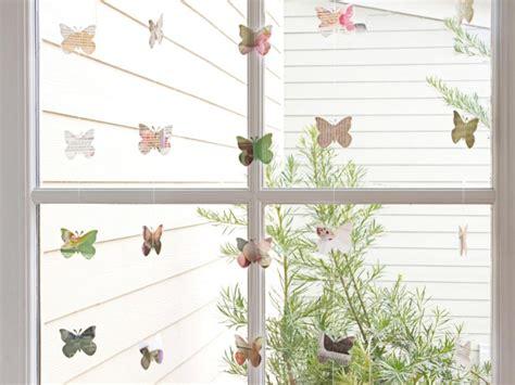 Fensterdeko Weihnachten Girlande by Fensterdeko Basteln 55 Ideen F 252 R Jede Jahreszeit