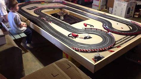 2 car table jt s table 3 3 12 slot car