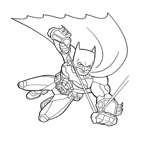 imagenes de justicia para iluminar batman para colorear gratis dibujosparacolorear