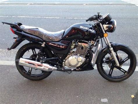 Suzuki En125 Suzuki En125 New Bike Black M Km Details
