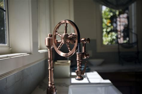 snyder diamond kitchen faucets behind the scenes the making of the pasadena showcase