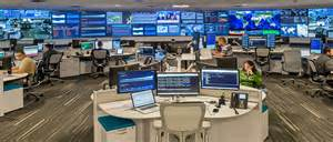 House Planning Design Security Operations Center Data Network Operations Center